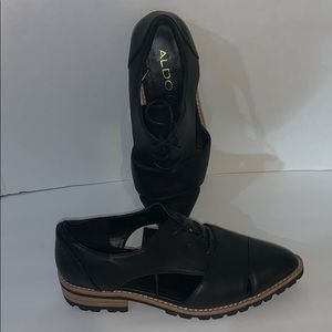 Aldo Black pointy shoes